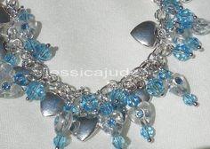♥♥SEND A LITTLE LOVE AQUAMARINE SWAROVSKI BRACELET♥♥ http://www.listia.com/auction/16356999-send-a-little-love-aquamarine-swarovski