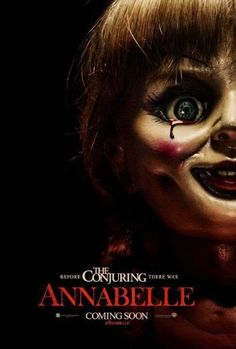 AnnaBelle - Official Trailer - 2014 - 1080p Horror Movie - Get DVD Rs 250   A couple begins to experience terrifying supernatural occurrences involving a vintage doll shortly after their home is invaded by satanic cultists.  Director:John R. Leonetti Writer:Gary Dauberman  Free Home Delivery - Lahore Availability In Lahore Punjab Pakistan ‪#‎HomeTheater‬ ‪#‎Movies‬ ‪#‎Flim‬ Call Us - 03000 - 416013