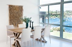 Our small boutique business offer interior and property styling. Coastal Art, Coastal Homes, Interior Styling, Interior Decorating, Interior Design, Dining Chairs, Dining Table, Minimal Home, Furniture Placement