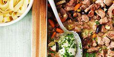 20 Minuten - Lammfleisch mit Haselnüssen und Oliven - News