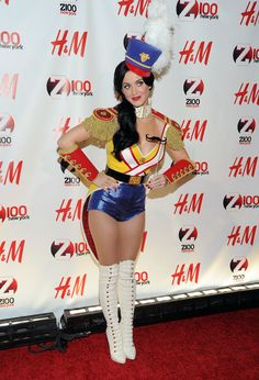 Katy Perry's 100 Sexiest Photos: The 'Dark Horse' Singer's Hottest Moments (PICS) Z100's Jingle Ball 2010 Presented By H&M - Press Room (Photo by Jason Kempin/Getty Images)