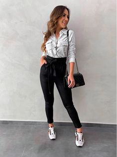 What the Athleisure trend is and how you can rock it Cute Fashion, Fashion Looks, Fashion Outfits, Womens Fashion, Fashion Trends, Moda Fashion, Athleisure Trend, College Outfits, Minimalist Fashion
