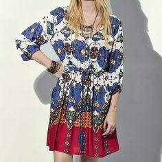 Super novidade da loja virtual: esse vestido gracinha que nós amamos ♥