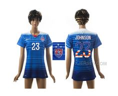 http://www.xjersey.com/201516-usa-23-johnson-independence-day-women-away-jersey.html Only$35.00 2015-16 USA 23 JOHNSON INDEPENDENCE DAY WOMEN AWAY JERSEY #Free #Shipping!