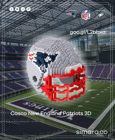 Casco New England Patriots 3D 👉🏻https://goo.gl/L2bbxa @SimaroColombia @NFL #NFL @SuperBowl #SuperBowl @NewEnglandPatriots #NewEnglandPatriots #SuperBowlSimaro2018 #SimaroColombia #Sale #EnvioGratis #Game #Football #SimaroCo 🇨🇴 #LoEncontramosPorTi #SimaroBr 🇧🇷 #SimaroMx 🇲🇽 #TiendaOnline #ECommerce #Novedades #Compras #Regalos #Descuentos