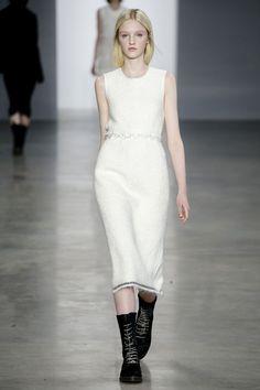 Le défilé Calvin Klein Collection automne-hiver 2014-2015
