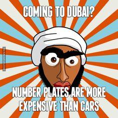 Coming to Dubai?... Number Plates Are More Expensive Than Cars  #dubai #onlyindubai #dubaiproblems #dxb #dubailife #uae #mydubai #sharjah #abudhabi #alain #dubaiexpat #dubaimemes #dubaimall #myuae