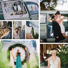 Runaway Pop Up Wedding, Casa Artelexia, San Diego, California, USA. #wedding #venue #space #photography