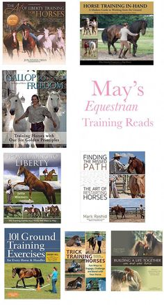 8 books to help you bond and train with your horse. These reads will come in handy with new horses, young horses, and riders of all levels. Equestrian Boots, Equestrian Outfits, Equestrian Style, Equestrian Fashion, Riding Hats, Riding Helmets, Riding Clothes, Riding Outfits, Riding Gear