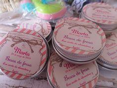 Bálsamo labial personalizado para comuniones www.lapompaquerie.com