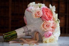 Paper Flower Bouquet :)