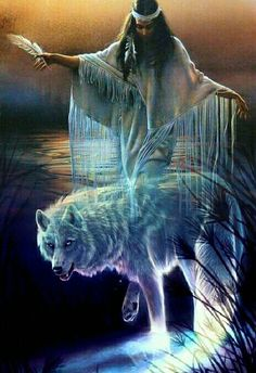 - You are in the right place about (notitle) Tattoo Design And Style Galleries On The Net – Are The - Native American Wolf, Native American Paintings, Native American Pictures, Native American Quotes, Indian Pictures, Wolf Pictures, American Indian Art, Animal Spirit Guides, Spirit Animal