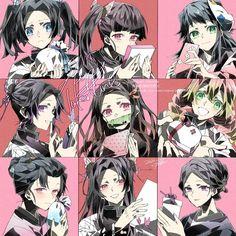 Demon Slayer, Slayer Anime, Anime Naruto, Manga Anime, Kawaii Anime, Hxh Characters, Shall We Date, Attack On Titan Anime, Cute Pokemon