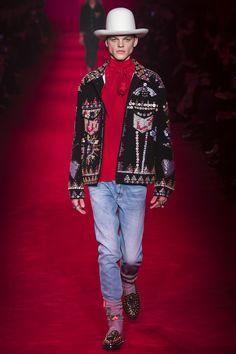 Gucci Inverno 2016 | Milão Fashion Week