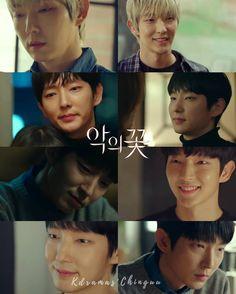 Flower of Evil Joon Gi, Lee Joon, Lee Jun Ki, Kdrama, My Love, Flowers, Movies, Movie Posters, My Boo