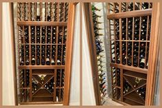 Easy Wine Cellar Closet Space With Vintner Series