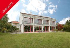 Modernes und sehr großzügiges Architektenhaus in Haag i.O.