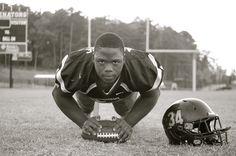 Senior boy football pics