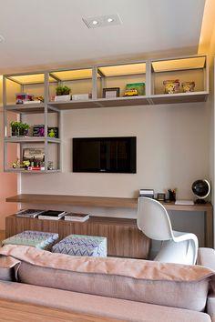 Casinha colorida: Um estúdio by Triplex Arquitetura