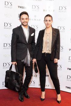 www.mauvert.com editors Claudiu Enescu and Ioana Voicu Beautiful People, Style, Fashion, Swag, Moda, Fashion Styles, Fashion Illustrations, Outfits