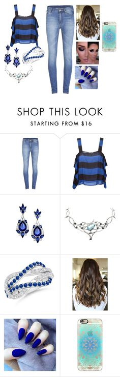"""""""Untitled #27"""" by katdancer ❤ liked on Polyvore featuring Cheap Monday, Rodebjer and Casetify"""