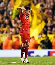 Coutinho rallies fans against Dortmund