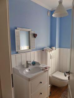 Schwedenhaus badezimmer  Badezimmer des Schwedenhaus Bernd: hier hat sich unsere ...