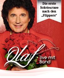 Olaf - Live mit Band