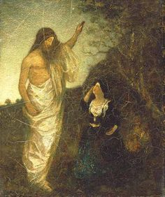 ALBERT PINKHAM RYDER (1847–1917) Resurrection, 1885 The Phillips Collection