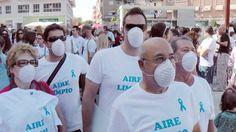 La Plataforma por un Aire Limpio denuncia nuevos episodios de contaminación