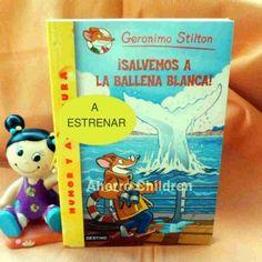 Libro Gerónimo Stilton www.ahorrochildren.es