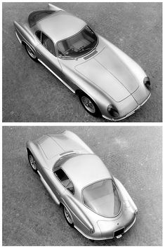 '54 Alfa Romeo 2000 Sportiva (by Bertone)