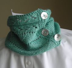 Love this cowl!