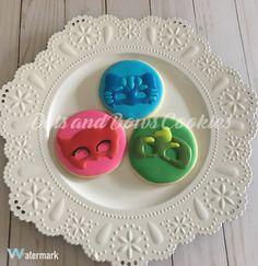 Cookies de máscara PJ