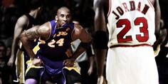 The comparisons between Kobe Bryant and Michael Jordan will last way beyond the game of basketball itself. Kobe Vs Jordan, Kobe Bryant Michael Jordan, Nba Funny, Funny Memes, Nba Memes, Lakers Memes, Kobe Bryant Pictures, Basketball Pictures, New York Knicks