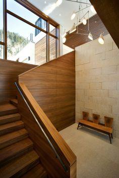 Linear House / Studio B Architects
