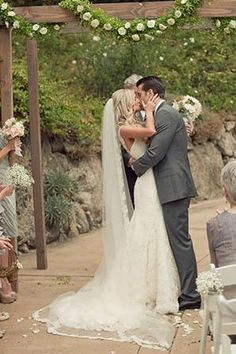 A guide to wedding veil lengths: choose your perfect style with these pros…