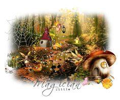 """Magic"" by mljilina ❤ liked on Polyvore featuring art"