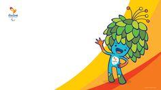 rio 2016 paralympic mascot album