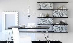 modern decor clean and simple