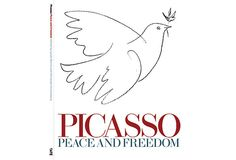 Picasso: Peace and Freedom on OneKingsLane.com It's a coffee Table Book $39.00