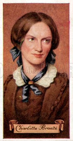 The death on this day 31st March 1855 of Charlotte Bronte, Yorkshire novelist and author of Jane Eyre aged 38 during pregnancy