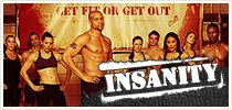 Insanity, one of the BEST workout dvds out there