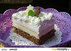 Czech Recipes, Russian Recipes, Delish Cakes, Cake Recipes, Dessert Recipes, Pavlova, Mini Cakes, Vanilla Cake, Sweet Tooth