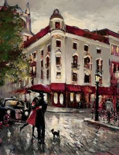 Welcome Embrace, Brent Heighton