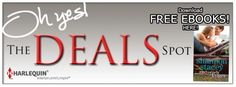 The Deals Tab on Harlequin Facebook!!!  FREE books and some amazing deals!!