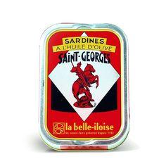Sardines St-George