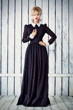 Bella Potemkina dress