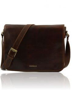 ff4938aa1d Freestyle leather bag - Dark Brown