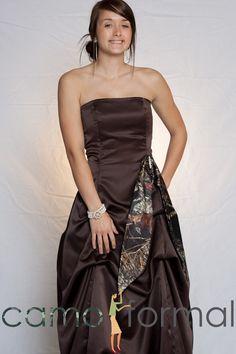 Camo prom dresses 2018 long